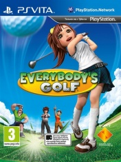 Everybody's Golf (русская документация)