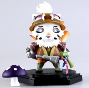 League of Legends The Swift Scout Badger Teemo PVC Figure UQ109205