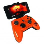 PC Геймпад Mad Catz MICRO C.T.R.L.i Mobile Gamepad - Gloss Orange беспроводной (MCB312680A10/04/1)