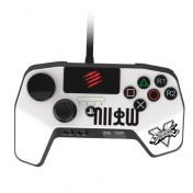 PS 4 Аркадный пад Mad Catz Street Fighter V FightPad Pro - Ryu белый (SFV89250BSA1/04/1)