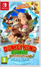 Donkey Kong Country: Tropical Freeze (Английская версия)