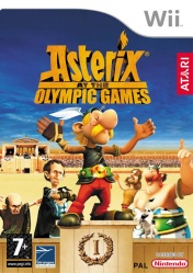 Asterix at the Olimpic Games