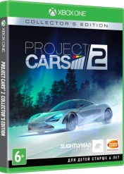 Project Cars 2. Collector's Edition (Русские субтитры)