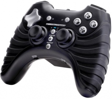 PS 3 Джойстик беспроводной Thrustmaster T-Wireless 3 in1 Rumble Force (PS3,PS2,PC)(2960696/4160528)