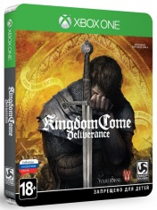 Kingdom Come: Deliverance Steelbook (Русские субтитры)
