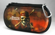 PSP Slim 3000 Сумка жёсткая 3D Pirates Caribbean (PA-058)