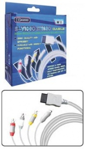 Wii кабель S-Video Cable