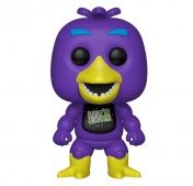 Фигурка Funko POP! Vinyl: Games: FNAF Blacklight: Chica (FTM Exc) 34134