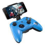 PC Геймпад Mad Catz C.T.R.L.i Mobile Gamepad - Gloss Blue для iPhone и iPad (MCB312630A04/04/1)