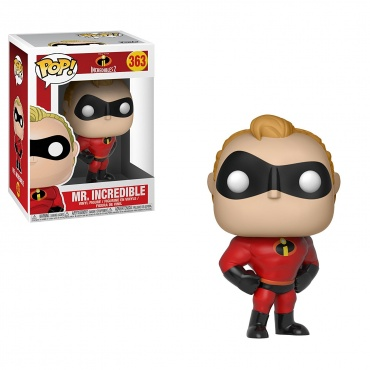 Фигурка Funko POP! Vinyl: Disney: Суперсемейка 2(Incredibles 2): Mr Incredible POP 2 29200