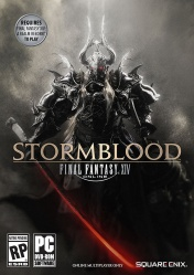 Final Fantasy XIV: StormBlood PC-DVD (Английская версия)