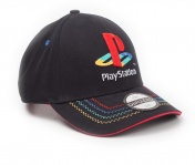Бейсболка Difuzed: Playstation: Retro Logo Adjustable Cap BA271584SNY