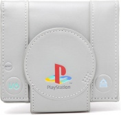 Кошелек Difuzed: Playstation: Shaped Playstation Bifold Wallet MW128823SNY