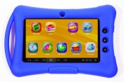 "Планшетный компьютер TurboKids 2.0 7""LCD(5 точек) 800х480, 1GHz, 8Gb, Wi-Fi, Android 4.1 (синий)"