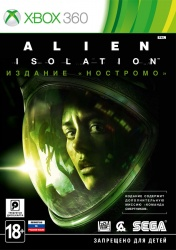 Alien Isolation. Nostromo Edition (русская версия)