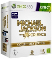 Michael Jackson The Experience Collector's Edition (для Kinect)
