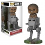 Фигурка Funko POP! Deluxe: Star Wars: Chewbacca in AT-ST 27023