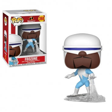 Фигурка Funko POP! Vinyl: Disney: Суперсемейка 2(Incredibles 2): Frozone POP 6 29206