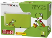 Nintendo 3DS XL HW Yoshi Edition Limited (NIC-2203332)