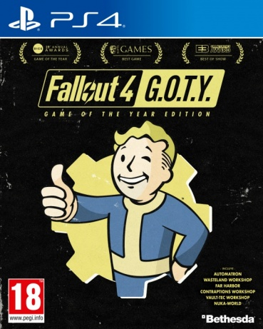 Fallout 4. Game of the Year Editio (Русские субтитры)