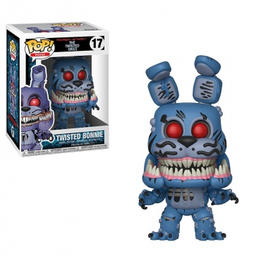 Фигурка Funko POP! Vinyl: Books: FNAF: Twisted Bonnie 28806