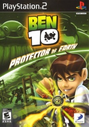 PS2  Ben 10: Protector of Earth
