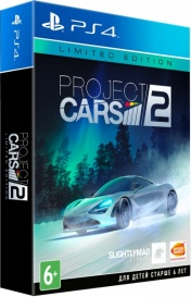 Project Cars 2. Limited Edition (Русские субтитры)